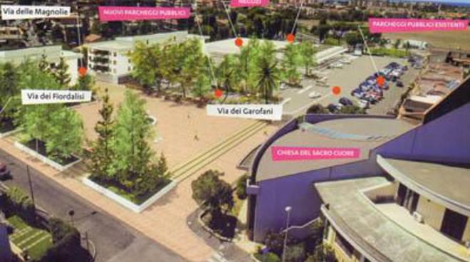 """Progetto Piazza Grande, Pd: """"E' un'agorà, non una colata di cemento soffocante"""""""