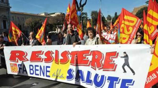 """Sanità Lazio, Usb: """"Il 16 novembre giornata di mobilitazione regionale"""""""