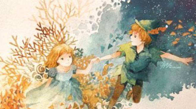 Teatro Nino Manfredi:Il fantastico mondo di Peter Pan per il pubblico più giovane