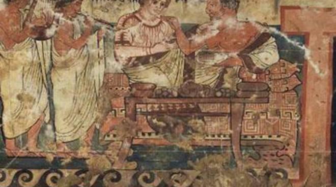 Tomba degli Scudi: Luogo del Cuore Fai