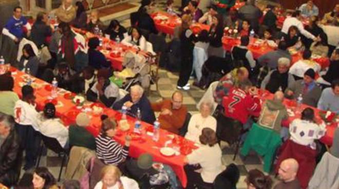 A Natale la solidarietà in tavola per ritrovare un sorriso
