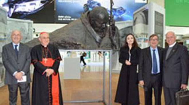"""Adr: mostra """"In cammino con Giovanni Paolo II verso il Giubileo della Misericordia"""""""