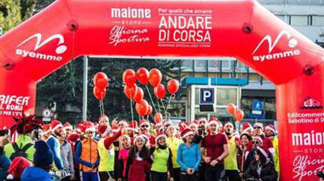 """After Christmas … We Run"", il cuore di Babbo Natale"