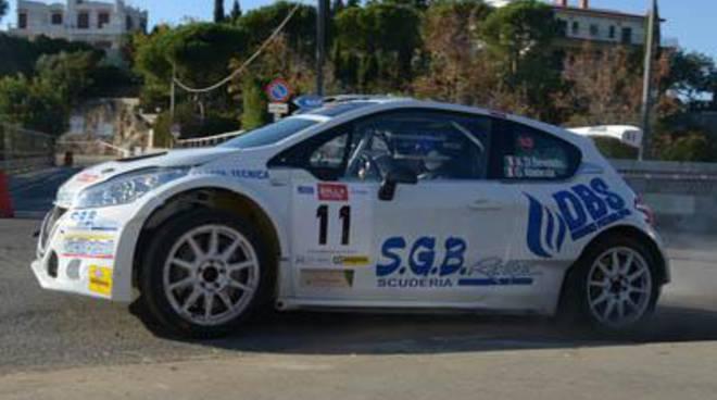Alla 7^ Ronde di Sperlonga vittoria per Di Benedetto-Abatecola (Peugeot)