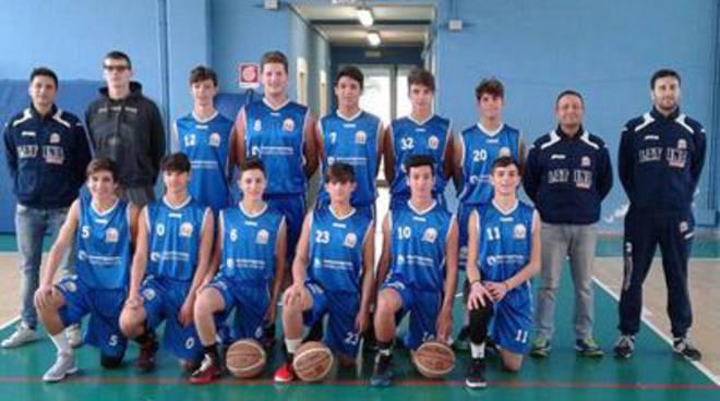 Basket: Under 16 Eccellenza, prima vittoria in trasferta per i nerazzurri