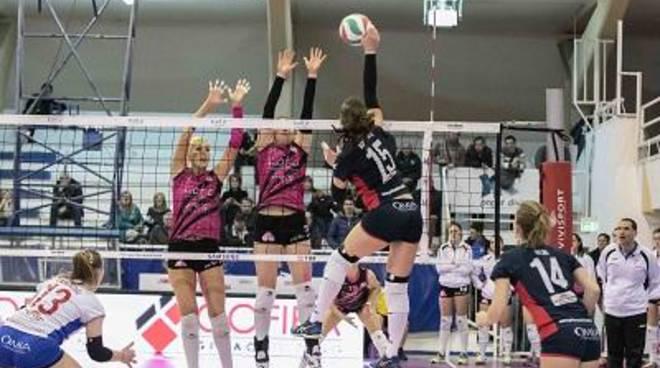 Buona trasferta per l'Omia Volley Cisterna