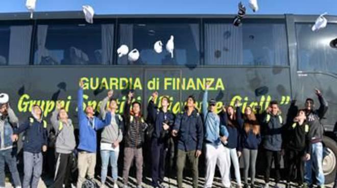 """Campus Fiamme Gialle 2015: i ragazzi del quartiere """"Corvetto"""" tornano a casa"""