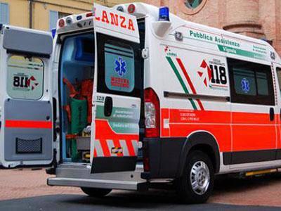 Confermata anche per il 2016 l'ambulanzadel 118 a Marina di San Nicola