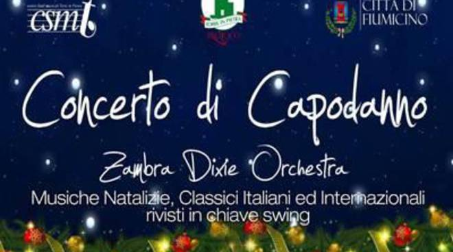 """""""Fiumicino sotto l'albero"""": concerto di Capodanno e prossimi appuntamenti"""