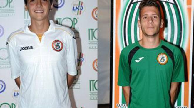 Futsal Isola, Mazzuca e Zaza: beata gioventù