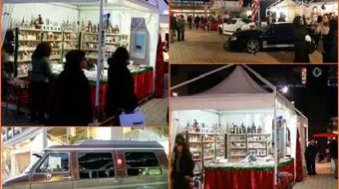 """Inizio ricco per il """"Christmas village"""" di Parco Leonardo"""