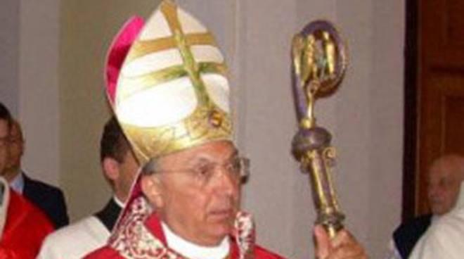 L'Arcivescovo Fabio Bernardo D'Onorio in visita pastorale