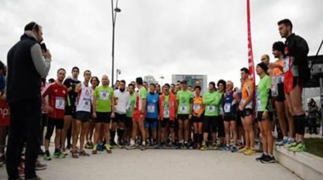 Latina Vertical sprint: doppia manche, di nuovo in gara i migliori dieci tempi