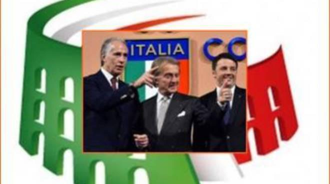 Presentato il logo di Roma 2024. Tutti insieme, verso Lima, nel 2017, per vincere le Olimpiadi