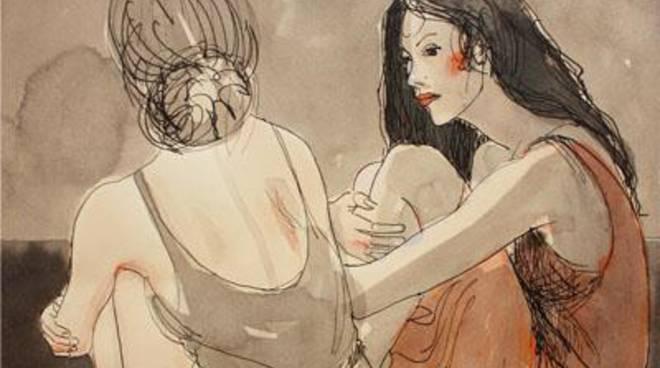 Sala Ruspoli: l'artista Carlo Grechi presenta la mostra 'L'Isola delle Femmine'