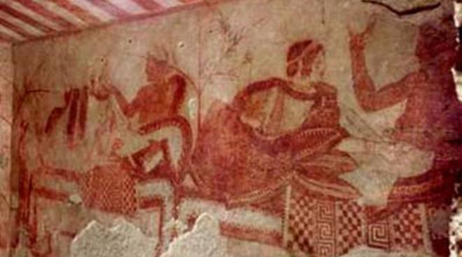 Tra Acropoli e Necropoli, il fascino dell'arte etrusca