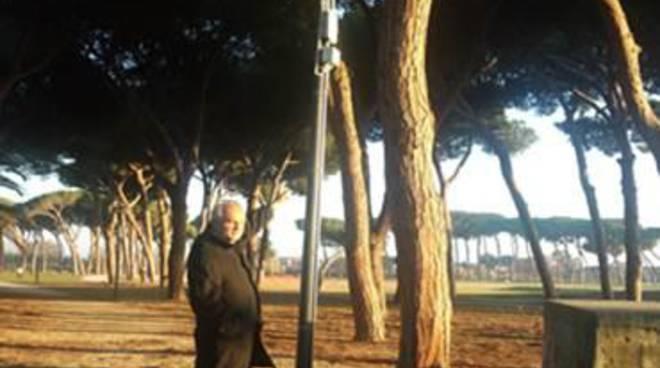 Villa Guglielmi ed il suo parco diventano una Wi-Fi Free Zone