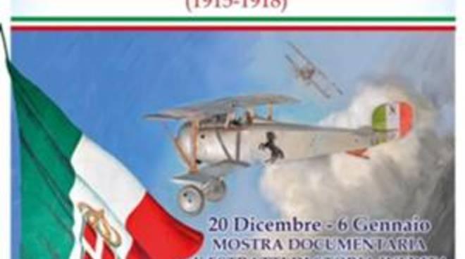 """100° Anniversario di """"Le Memorie de la Grande Guerra. Storie di vita e di aerei"""""""