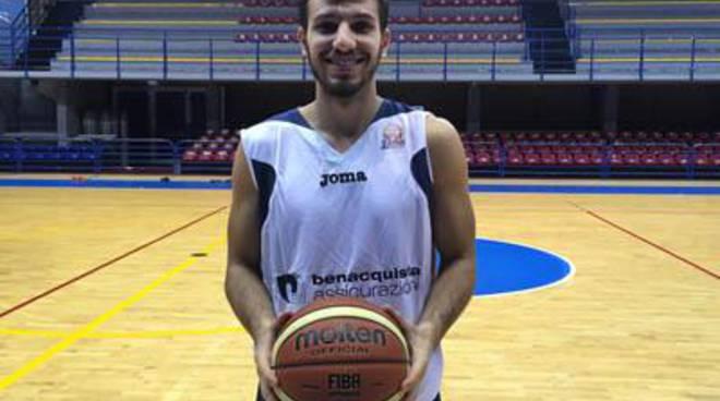 Alessandro Grande è un nuovo giocatore della Latina Basket