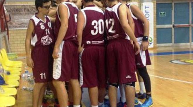 Basket: U16 Regionale della Primavera Bk Pontinia, successo meritato con Fondi