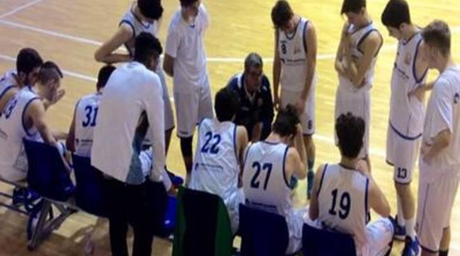 Basket: Under 20 Regionale, duplice stop casalingo per i nerazzurri