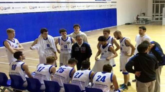 Basket: Under 20 Regionale, fermati a Lanuvio