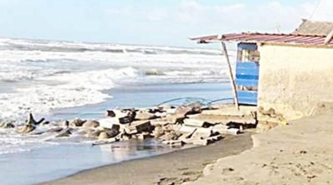 """Erosione, Pavinato: """"Sul demanio marittimo Cangemi è rimandato a settembre"""""""