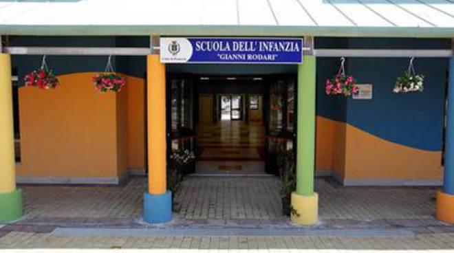 Furto alla scuola dell'infanzia Gianni Rodari