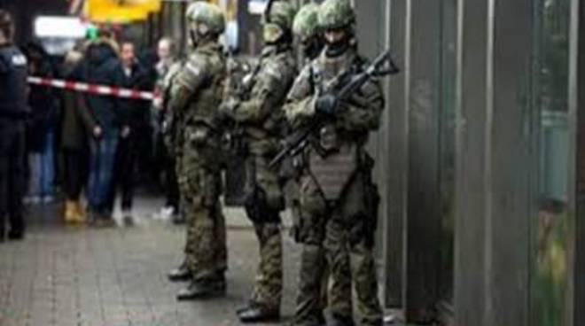 Germania, capodanno di paura a Monaco