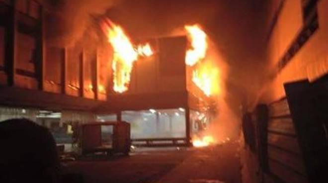 Incendio del T3: resa nota la relazione della Commissione Infortuni del Senato