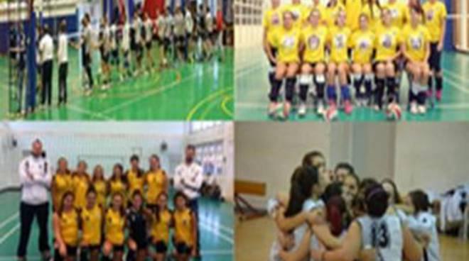 """La Volley Fiumicino domina nel torneo """"prove di Terza"""""""