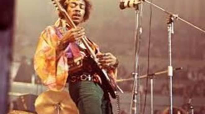 Roma Termini Orchestra: omaggio a Jimi Hendrix