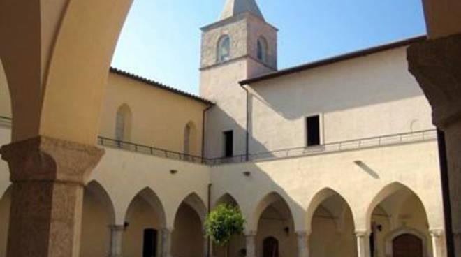 """San Domenico inaugura la mostra didattico-pittorica""""Io ci sono"""""""