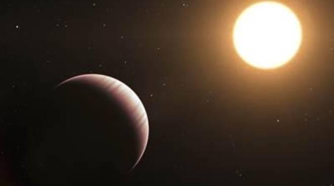 Scoperto il più largo sistema planetario