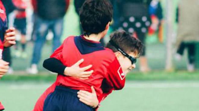 """Scuola calcio: """"La Befana porta bene""""<br />"""