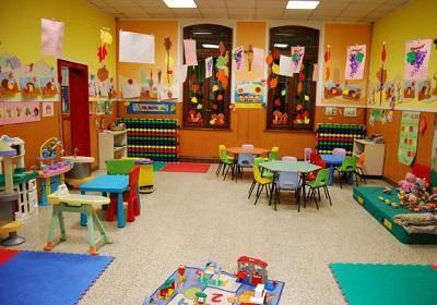 Scuola Materna di Via della Maggioranaè ancora chiusa