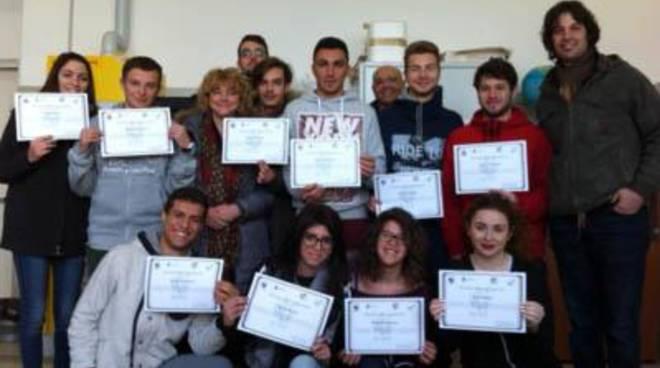 """Studenti dell'Istituto Agrario """"Leonardo Da Vinci"""" diventano guide del Wwf"""