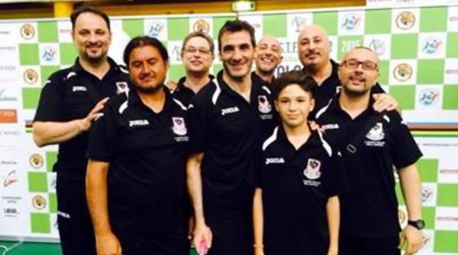Subbuteo: Strazza vince e si porta in testa al Grand Prix Lazio<br />