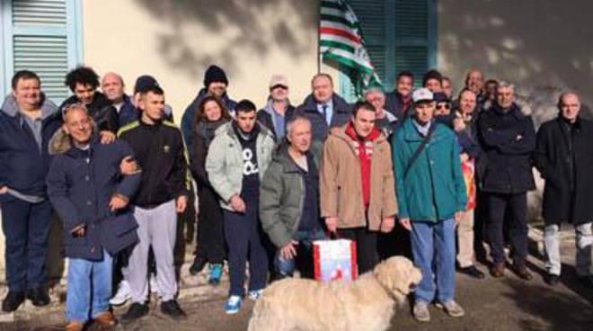 Una Befana di solidarietà e condivisione per i lavoratori dell'ex Enaoli