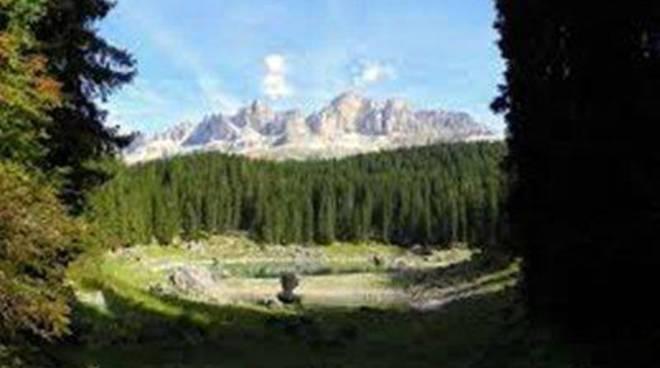 Antonio Cavaliere racconta la meraviglia del Lago di Carezza