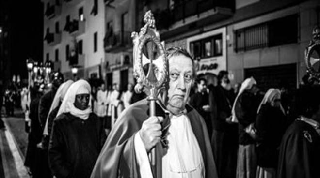 Arciconfraternita del Gonfalone: al vialaProcessione del Cristo Morto
