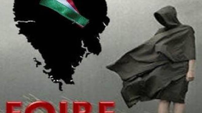 Blocco Studentesco: striscioni e volantini per ricordare le vittime delle Foibe