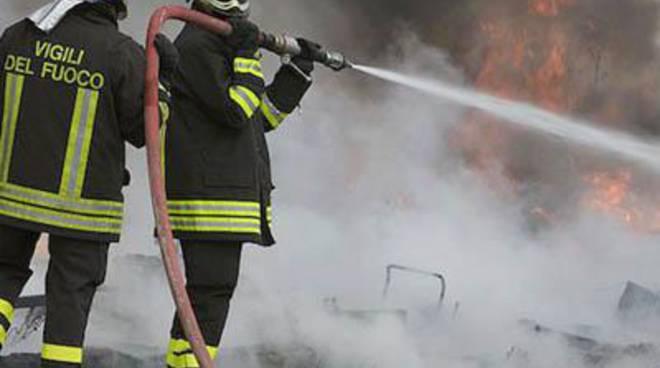 """Califano: """"Effettuato sopralluogo nell'area interessata dalle fiamme sull'oleodotto"""""""