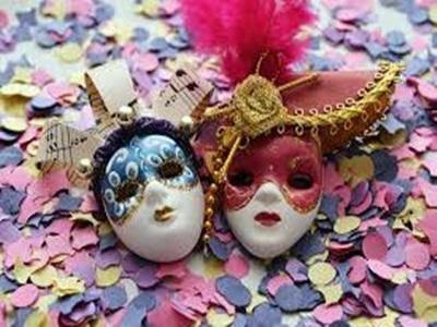 Carnevale a Fregene con Club Motori d'Altri Tempi e Farmacisti in aiuto