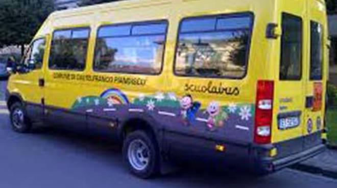 Esonero dal pagamento dello scuolabus, pubblicato l'avviso