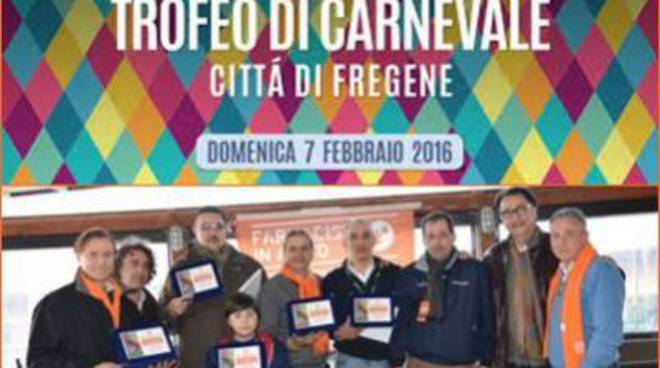 Farmacisti in aiuto,Sponsor Sociale al Trofeo di Carnevale di Fregene