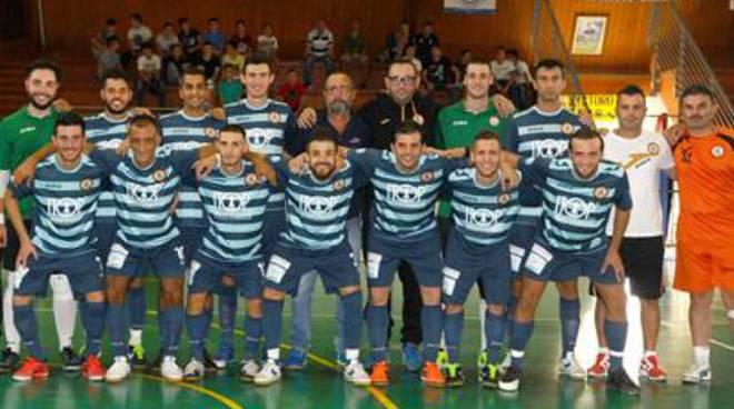 Futsal Isola, buon pari con il Sammichele