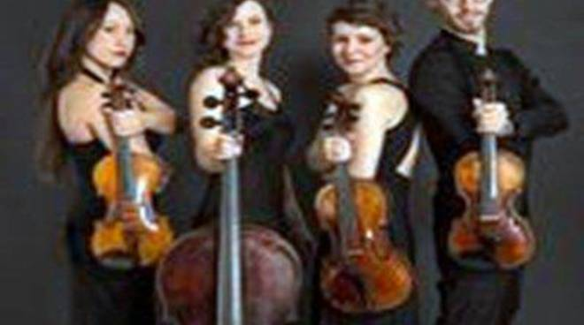 Il Quartetto Foné in concerto