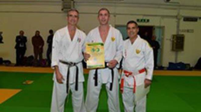Karate Fiamme Gialle Day, intervista a Massimiliano Ferrarini