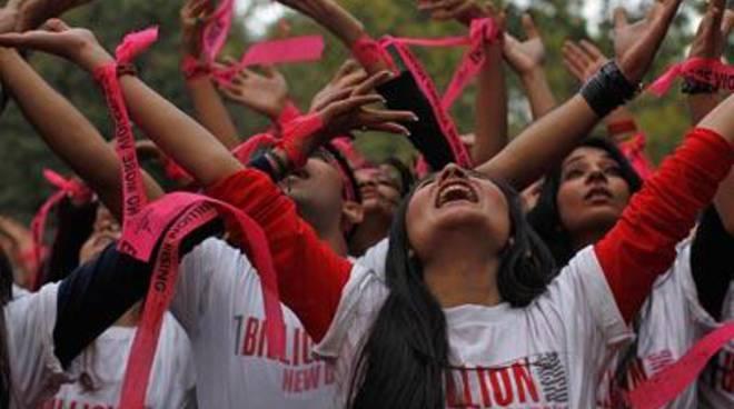 'One Billion Rising': il cinema delle Donne